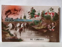 Une Pensée De Tamines - Sambreville