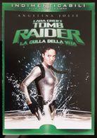 Lara Croft Tomb Raider Carte Postale - Advertising