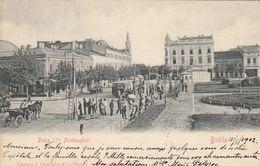 Braila - 1902  , Tramway , Tram , Straßenbahn , Walachei , Muntenia - Rumania