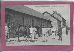DINAN  Quartier Du Guesclin ( 24° Dragon - Le Pansage - Militares