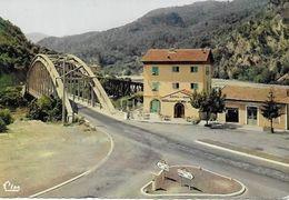 06 -PLAN Du VAR -Pont Durandy- Hôtel Restaurant Des Deux Vallons (Vintage) - France