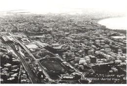 POSTAL   ALEXANDRIA  -VIRGINIA  -VISTA AEREA  (AERIAL VIEW) - Alexandria