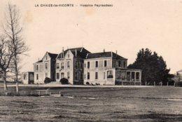 La Chaize Le Vicomte : Hospice Payraudeau - La Chaize Le Vicomte