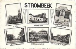 Strombeek NA1: Multi-vues - Grimbergen