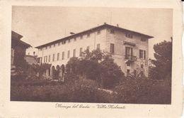 MONIGA DEL GARDA - BRESCIA - VILLA MOLMENTI - 1929 - Brescia