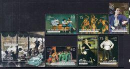 2017 Cuba Theatre Drama Plays Complete Set Of 6 + Souvenir Sheet   MNH - Unused Stamps