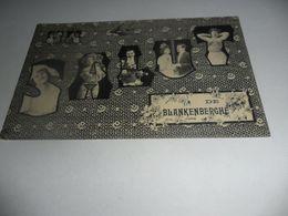 Blankenberge :un Salut De Blankenberghe - Blankenberge