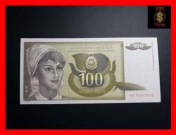 YUGOSLAVIA 100 Dinara 1991 P. 108  UNC - Joegoslavië