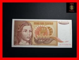 YUGOSLAVIA 10.000 10000 Dinara 1992  P. 116 A   UNC - Joegoslavië