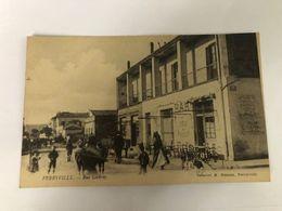 TUNISIA - FERRYVILLE - RUE LOCKROY - 1910 - Túnez