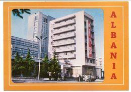 ALBANIE - KORÇA - Hôtel Iliria - Albanien