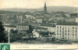 N°624 R -cpa Vue Générale D'Izieux - Other Municipalities