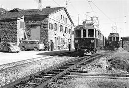 BVA - Ospizio Bernina En été  - Rhätische Bahn - RhB - R.h.B. Ligne De Chemin De Fer Train - GR Grisons