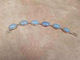 Bracelet Pierres Bleues - Bracelets