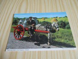 Irlande - Delivering Milk To The Creamery. - Andere