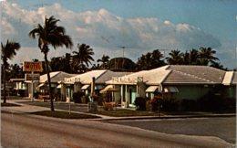 Florida West Palm Beach El Patio Motel 1971 - West Palm Beach