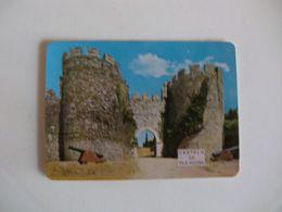 Castle Castelo De Vila Viçosa Portugal Portuguese Pocket Calendar 1985 - Calendriers