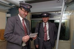 - SNCF - Contrôleur - Carte Postale Moderne - 6.649 - Ohne Zuordnung