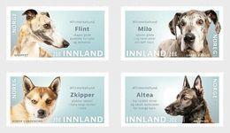 Norway 2020 - Dogs Stamp Set Mnh - Ganze Jahrgänge