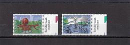 Suisse - Année 1987 - Neuf** - N°Zumstein 748/49** - Europa - Nuovi