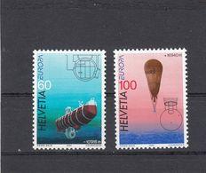 Suisse - Année 1994 - Neuf** - N°Zumstein 863/64** - Europa - Svizzera