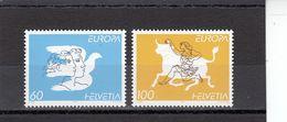 Suisse - Année 1995 - Neuf** - N°Zumstein 880/81** - Europa - Nuovi