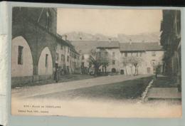 Labertville - Place De Conflans Personnage  Juin 2020 59 - Albertville