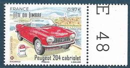 Peugeot 204 BDF (2020) Neuf** - France
