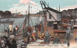 R381787 Boulogne Sur Mer. Triage Du Poisson. LL. 153. Levy Et Fils. Modele Depose - Cartes Postales