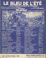 """""""Le Bleu De L'été"""" (The Green Leaves Of Summer) Musique Du Film Alamo - Musique De Dimitri Tiomkin - Música De Películas"""