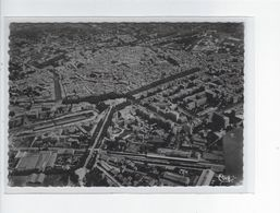 DEP. 13 AIX-EN-PROVENCE VUE PANORAMIQUE AERIENNE - AU CENTRE LA GRANDE FONTAINE CPSM - Aix En Provence