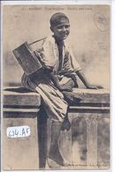 ALGERIE- TYPES INDIGENES- YAOULED- PETIT CIREUR - Profesiones