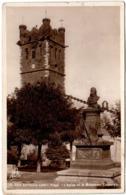 6GZ 13 COTE VERMEILLE - CANET - PLAGE - L'EGLISE ET LE MONUMENT CASSANYES - France