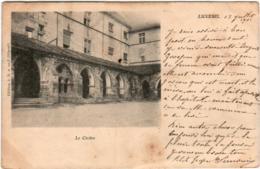6ZZ 346 CPA - LUXEUIL - LE CLOITRE - Luxeuil Les Bains