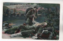 3647,  Weltkrieg 1914-18, Feldpost, Dessau - War 1914-18