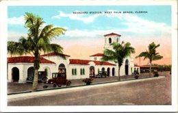 Florida West Palm Beach Seaboard Station - West Palm Beach