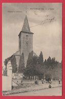 Houtain-le-Val - L'Eglise -1906 ( Voir Verso ) - Genappe