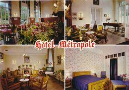 CPM GF-28842-70 - Luxeuil -Multivues Hotel Métropole - Luxeuil Les Bains