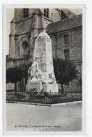 SAINT MIHIEL  - LE MONUMENT AUX MORTS - Ed. GOFFIN A ST MIHIEL - FORMAT CPA NON VOYAGEE - Saint Mihiel