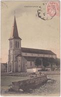 45. CHAUSSY-SPUIS. L'Eglise - France