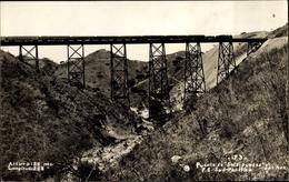 Cp Sud Pacifico Mexiko, Puente De Salsipuedes - Mexico