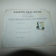 Cover Portugal Guimarães 1967 Colégio Egas Moniz - 1910-... République