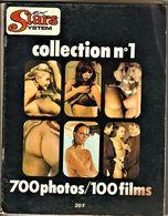Rare Revue Ex Star System Le Cinéma érotique Des Années 70 HS Collection N°1 - Erotic (...-1960)