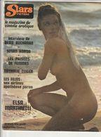 Rare Revue Ex Star System Le Cinéma érotique Des Années 70  N°2 - Erotic (...-1960)