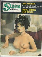 Rare Revue Ex Star System Le Cinéma érotique Des Années 70  N°6 - Erotic (...-1960)