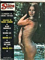 Rare Revue Ex Star System Le Cinéma érotique Des Années 70  N°13 - Erotic (...-1960)