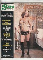 Rare Revue Ex Star System Le Cinéma érotique Des Années 70  N°14 - Erótico (...-)