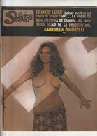 Rare Revue Ex Star System Le Cinéma érotique Des Années 70  N°15 - Erotic (...-1960)
