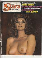 Rare Revue Ex Star System Le Cinéma érotique Des Années 70  N°16 - Erótico (...-)