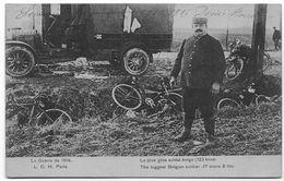 14-18 ARMEE BELGE : Le Plus Gros Soldat Belge (123 Kilos) - Guerra 1914-18
